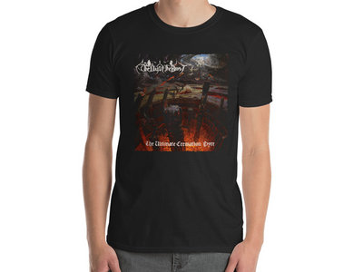 The Day Of The Beast - The Ultimate Cremation Pyre T-Shirt main photo