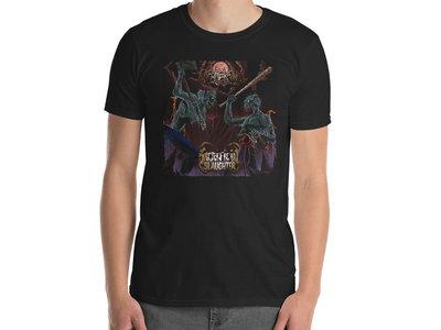 Sacrificial Slaughter / Enfuneration - American Death Thrash T-Shirt main photo