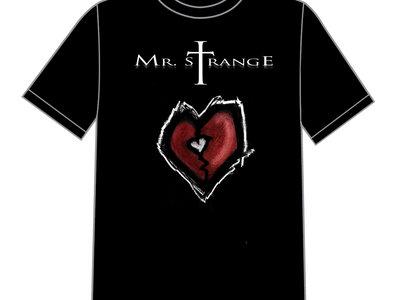 'Heart' Electric Pornography Logo T-shirt main photo