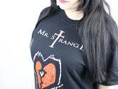 'Heart' Electric Pornography Logo T-shirt photo
