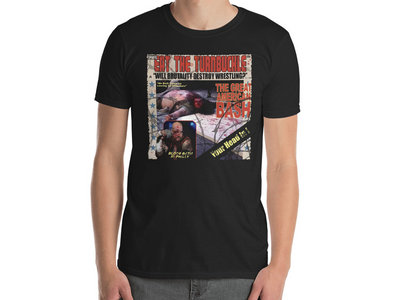 Eat The Turnbuckle - The Great American Bash Your Head In T-Shirt main photo