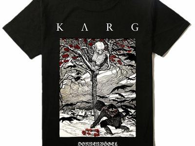 Dornenvögel Black Shirt & Girlie Shirt main photo