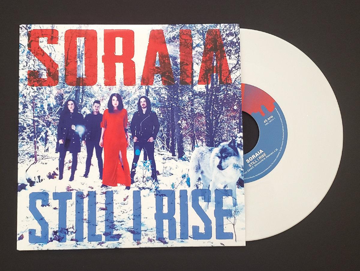 Still I Rise Soraia