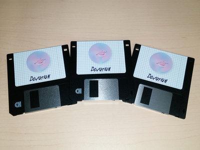"""nano神社 (✪㉨✪) - 'Devotion' 3.5"""" Floppy Disk main photo"""