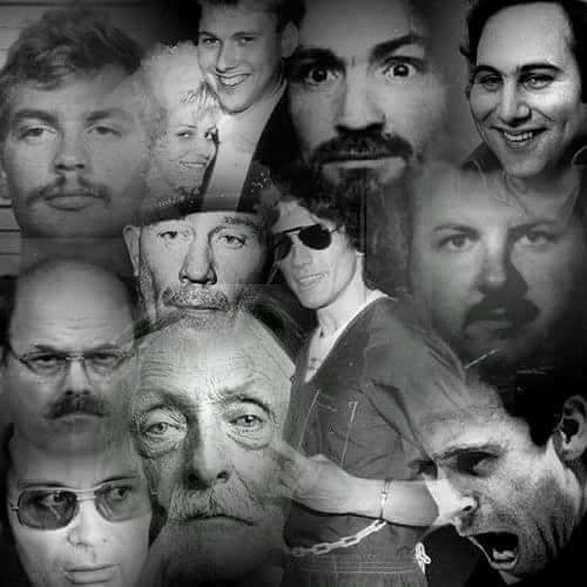 serial killers influencing slogans - HD1200×1200
