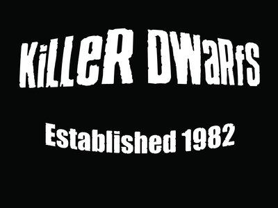 Killer Dwarfs Established 1982 T Shirt main photo