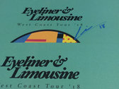 Eyeliner & Limousine 'West Coast Tour 2018' Tour Poster photo