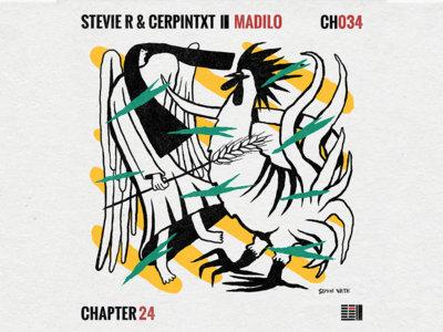 "Stevie R & CERPINTXT - Madilo EP [Limited Edition 12"" Vinyl] main photo"