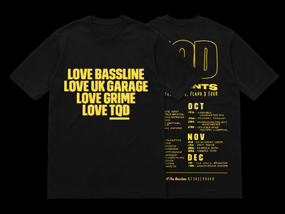 Love TQD Autumn 2018 Tour T-Shirt main photo