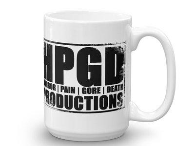 HPGD Logo 15 oz. Coffee Mug main photo