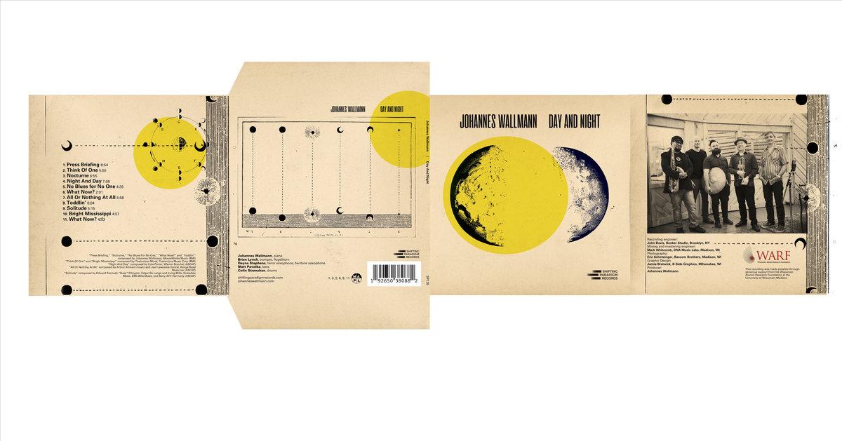Night And Day Shifting Paradigm Records