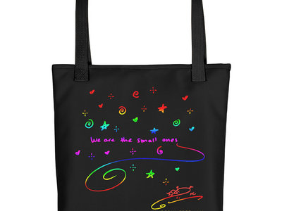 We Are The Small Ones Tote Bag main photo