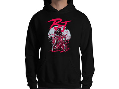 Modified Mortality (RED Print) HOODIE main photo