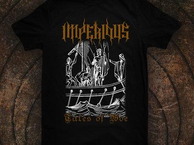 "T-Shirt ""Tales Of Woe"" Black main photo"