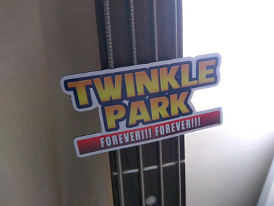 "Twinkle Park ""Forever!!"" Magnet main photo"