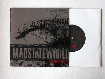 "MADSTATEWORLD 7"" Vinyl & CD main photo"