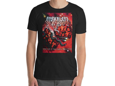Mountain Grave - Massive Structural Collapse T-Shirt main photo