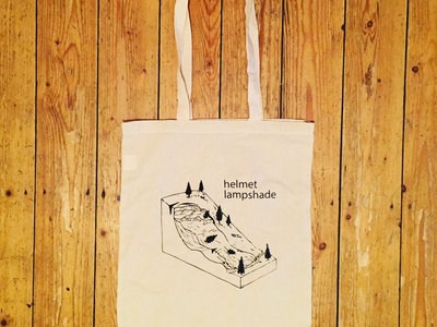 Organic Cotton Tote Bag with Avalanche main photo
