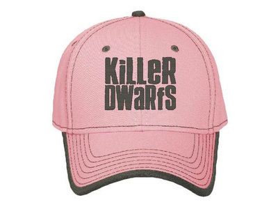 Killer Dwarfs Hat Pink main photo