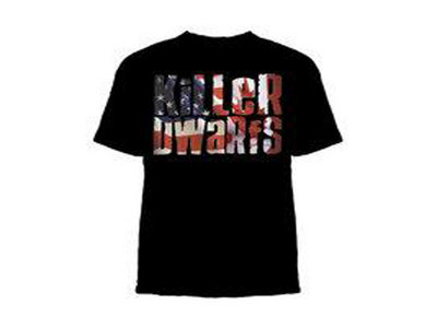 Killer Dwarfs CanAm shirt main photo