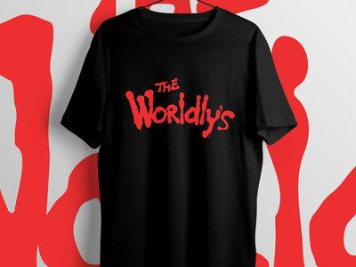 The Worldliers Tee - Black main photo