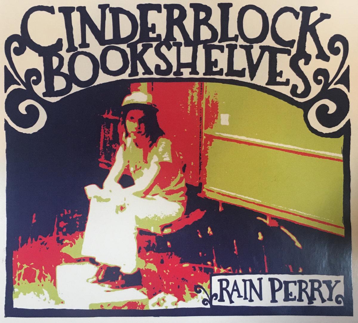 Cinderblock Bookshelves | Rain Perry