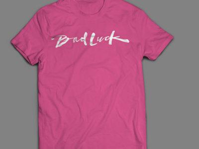 Bad Luck Shirt (Pink) main photo