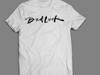 Bad Luck Shirt (White) main photo