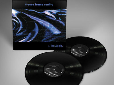 HAUJOBB: Freeze Frame Reality 2LP Vinyl main photo
