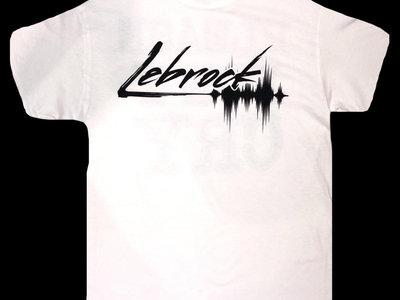 "White ""Please Don't Cry"" Lyric T-Shirt main photo"