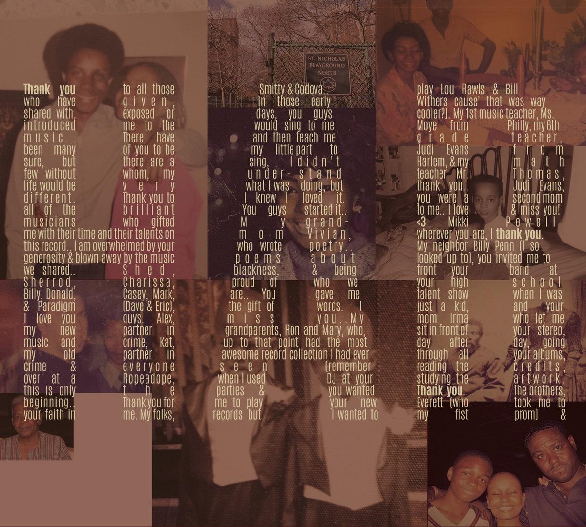 See Line Woman (feat  Vincent Gardner, Kenyatta Beasley & Donny