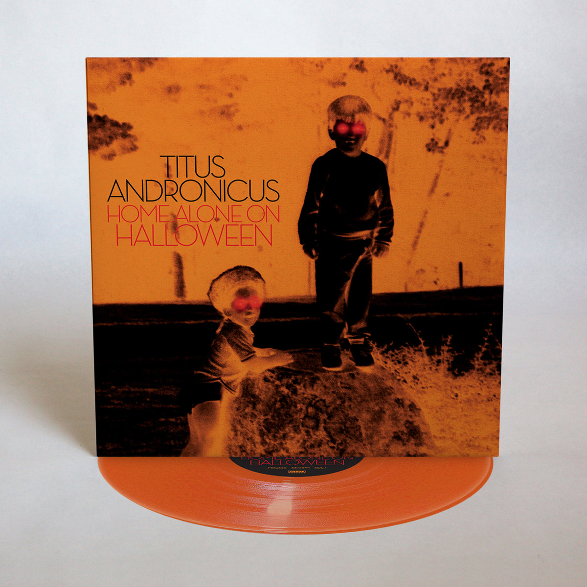 home alone on halloween | titus andronicus