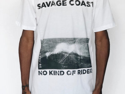 Savage Coast T-Shirt (White) main photo
