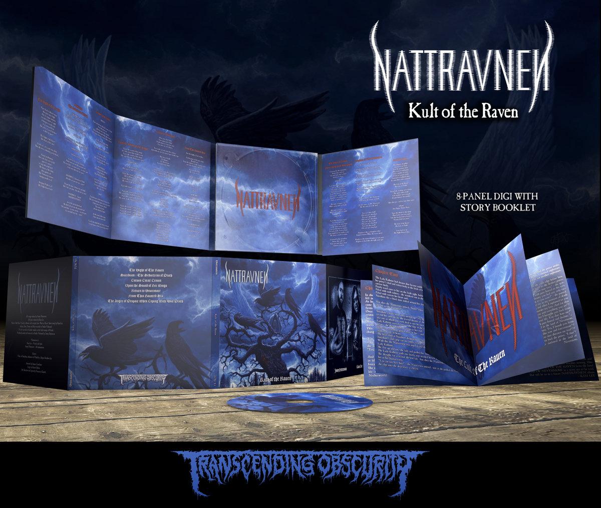 Kult Of The Raven (Death Metal) | Nattravnen