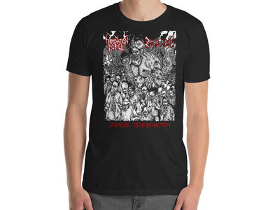 Zombie Ritual / Termination Force - Zombie Termination T-Shirt main photo