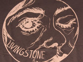 "T-shirt ""Livingstone"" marron - Femme photo"