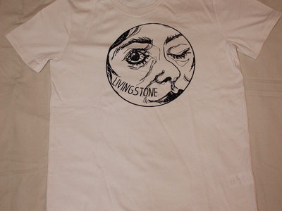 "T-shirt ""Livingstone"" beige - Homme main photo"