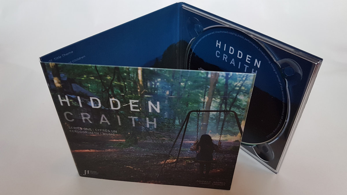 Hidden Series One Original Soundtrack John Hardy Music