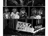 Cog Life Comics: Survivor. An Anthology photo