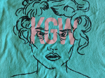 "KGW ""Face"" T-Shirt main photo"