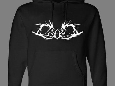 "COLOSSUS ""Logo"" HOODED SWEAT SHIRT (+digital) main photo"