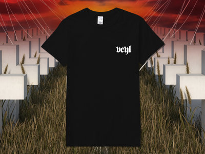 Veyl 'Logo Discharge' T-Shirt main photo