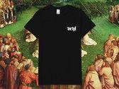 Veyl 'Logo Discharge' T-Shirt photo
