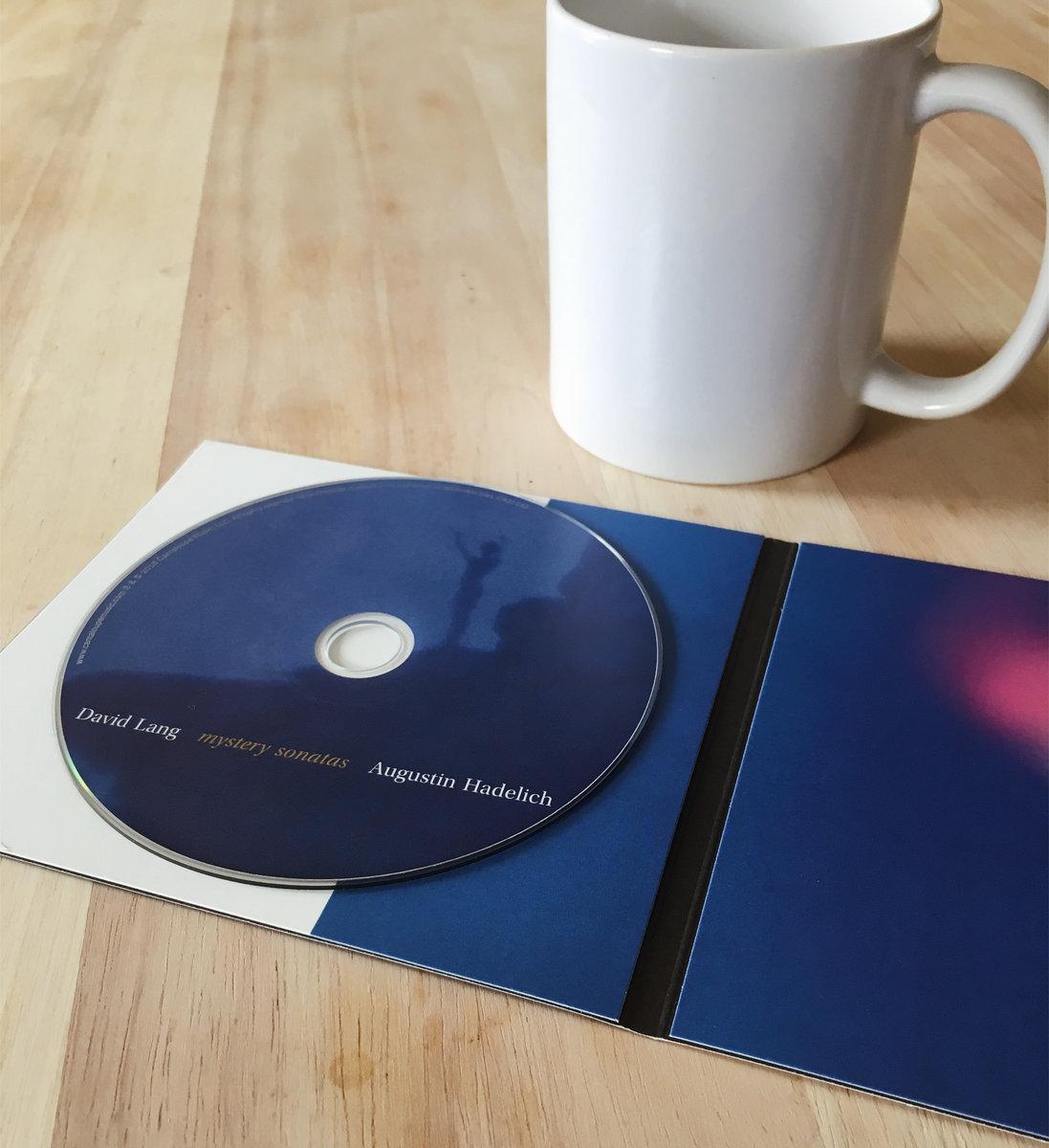 6-panel CD wallet