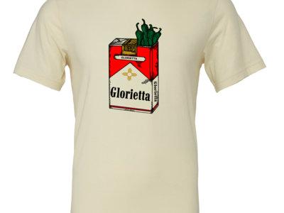 Glorietta cream colored pepper-cig shirt main photo