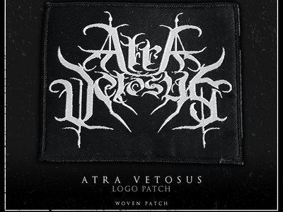 Atra Vetosus Logo Patch main photo