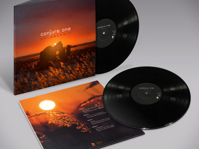CONJURE ONE: Holoscenic 2LP Vinyl main photo