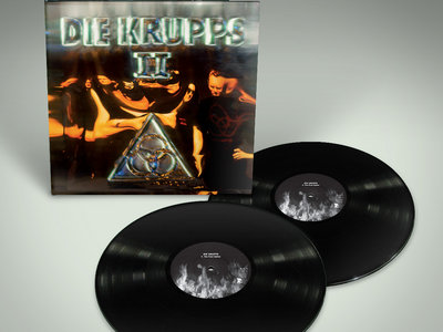 DIE KRUPPS: II, The Final Option 2LP Vinyl main photo