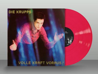 DIE KRUPPS: Volle Kraft Voraus Vinyl main photo