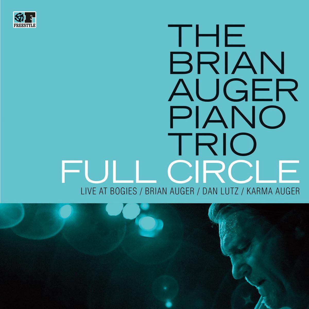 Full Circle - Live at Bogie's   Brian Auger